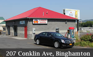 Our Conklin Avenue Location